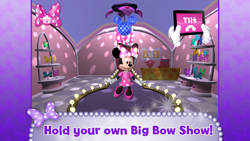 Minnie Bow Maker - screenshot