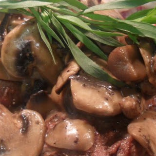 Salisbury Steak Burgers with Mushroom Gravy
