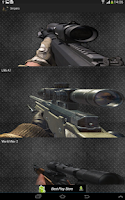 Screenshot of Sniper Camera Gun