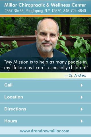 Dr. Andrew Millar