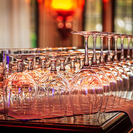 Drink Soldiers by Shahrokh Biniaz - Food & Drink Alcohol & Drinks ( drink glasses. glasses, wine glasses )