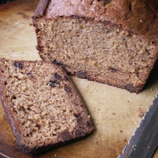 Banana Chocolate Chip Bread (Amish Friendship Bread Starter)
