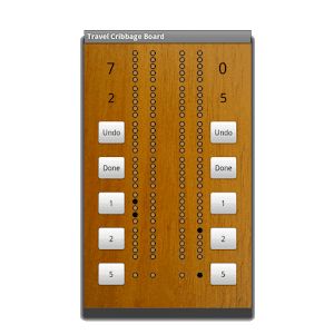 Travel Cribbage Board For PC / Windows 7/8/10 / Mac – Free Download