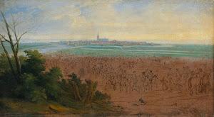 RIJKS: Adam Frans van der Meulen: painting 1690