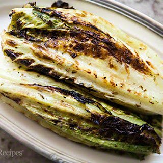 Grilled Lettuce Recipes