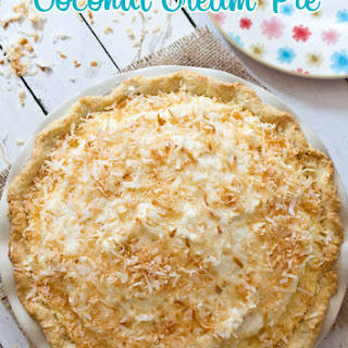 Black Cream Pie Recipes