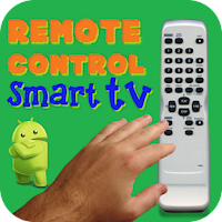Screenshot of Remote Control Smart TV