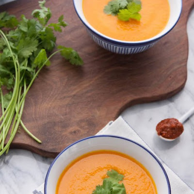 Thai-Inspired Carrot Soup