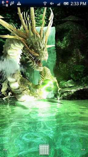 Waterfall-DRAGON PJ Free