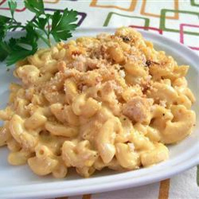 Cheesiest and Easiest Macaroni and Cheese