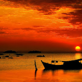 Belitung by IkanHiu Pegel Pegel - Landscapes Sunsets & Sunrises