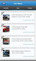 Screenshot of Car Experts India