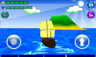 Screenshot of Pirates 3D