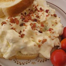 Awesome Egg Salad with a Kick