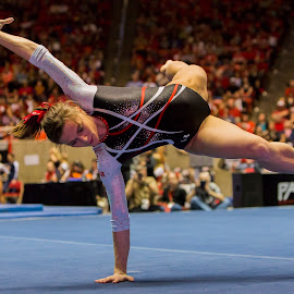 Gymnastics by Chris Ayers - Sports & Fitness Other Sports ( canon, 70-200, canon 5d mk iii, 5d mk iii, gymnastics )