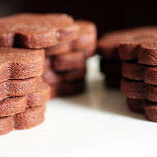 Brownie Roll-Out Cookies*