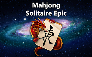 Screenshot of Mahjong Solitaire Epic