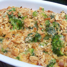 Broccoli Ala Ritz Casserole