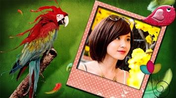 Screenshot of Art Frame Collage