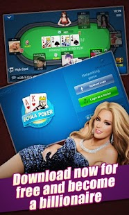 Screenshots  Boyaa Texas Poker