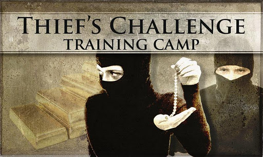 Thief's Challenge Training