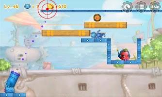 Screenshot of Shoot the Apple