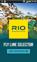 Screenshot of RIO Line Selector