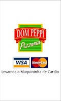 Screenshot of Dom Peppi Pizzaria