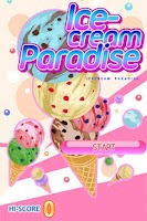 Screenshot of Ice Cream Paradise