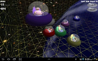 Screenshot of Bumpers 3D