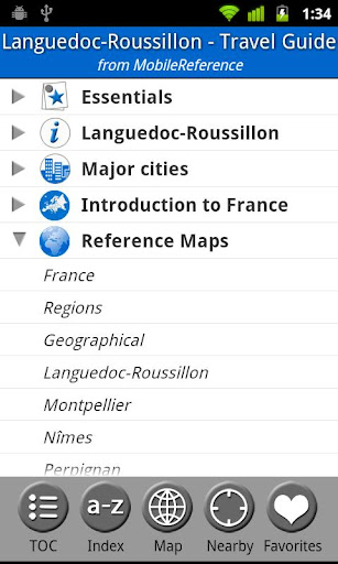 Languedoc-Roussillon - Guide
