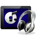 Music Player pour Pad/Tél. icon