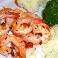 Prawns / Shrimp in Garlic Sauce