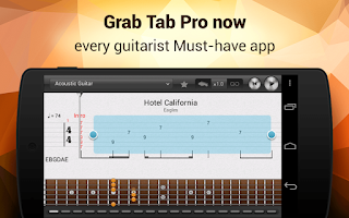 Screenshot of Tab Pro