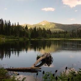 Solitutde Lake, Utah by Stephen Terakami - Novices Only Landscapes