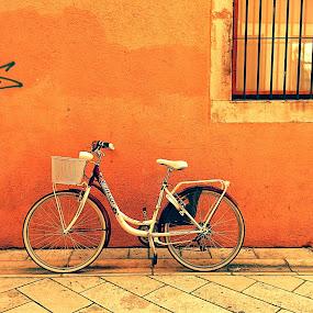 bike by Marko Dragović - City,  Street & Park  Street Scenes