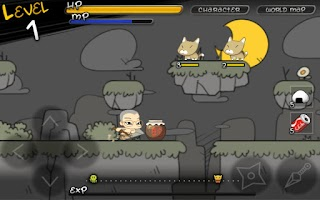 Screenshot of Ninja Quest