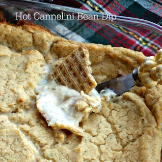 Hot Cannellini Bean Dip