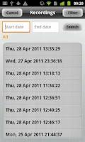Screenshot of SurviCam