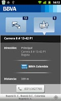 Screenshot of BBVA Cercano