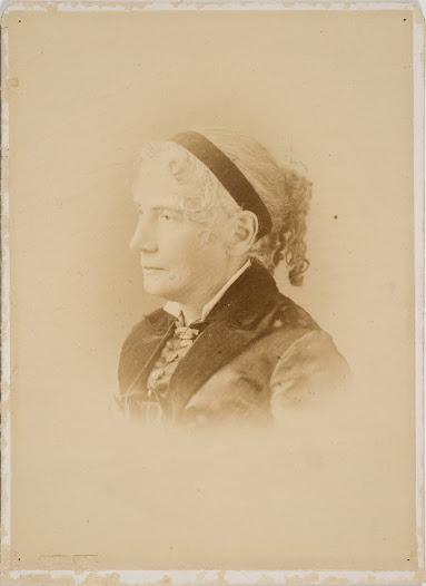 Harriet Beecher Stowe (June 14, 1811 – July 1, 1896)