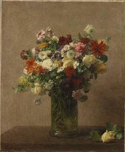RIJKS: Henri Fantin-Latour: painting 1887