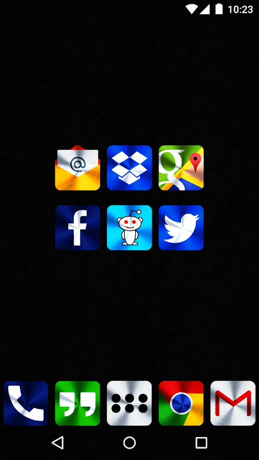 Vivid Icon Pack Screenshot 3