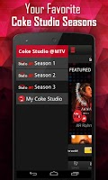 Screenshot of Coke Studio @MTV
