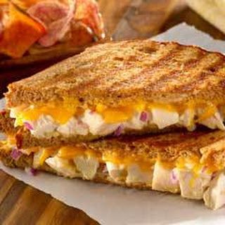 Chicken Cheddar Panini Recipes