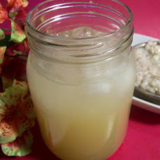 Lemon or Lime Barley Water