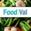 FoodVal icon