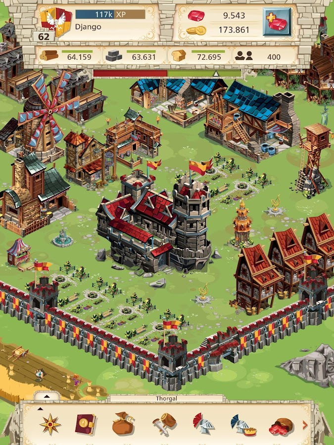Empire: Four Kingdoms (Polska) Screenshot 11