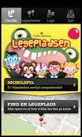 Screenshot of LegePladsen