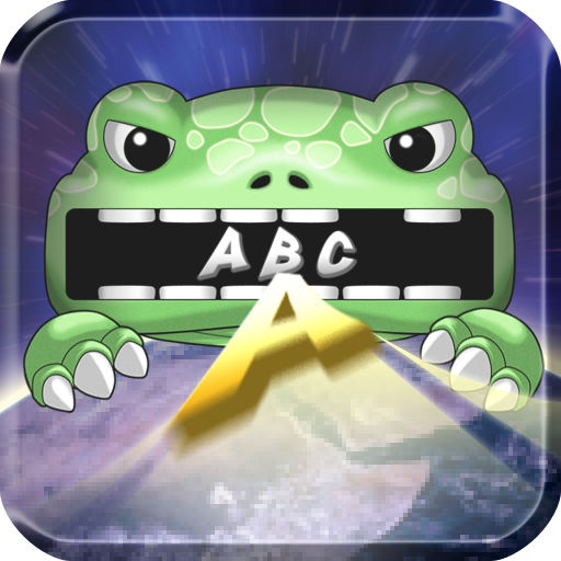 休闲のスペースアルファベット LOGO-記事Game